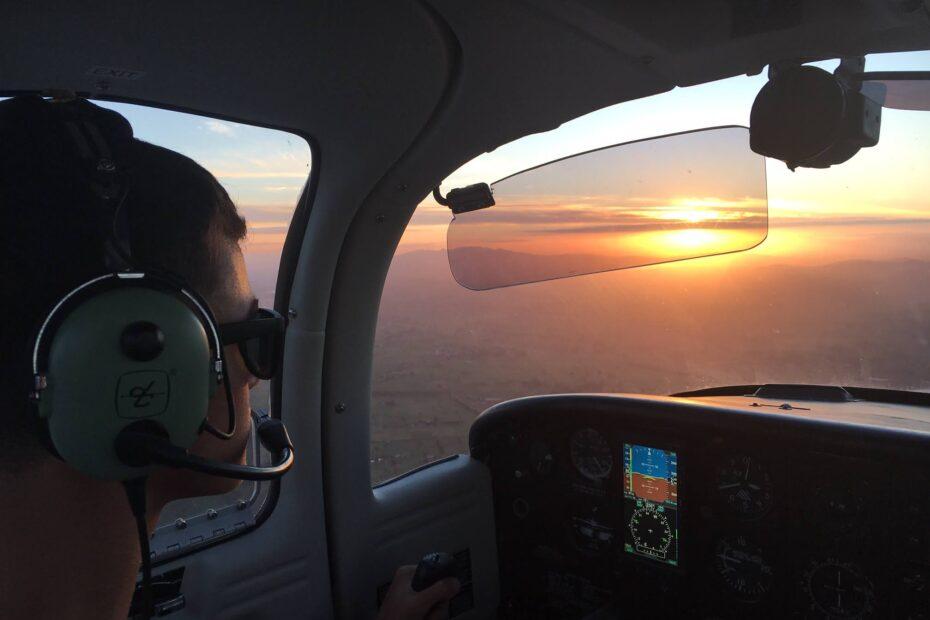 Walsh Memorial Scout Flying School