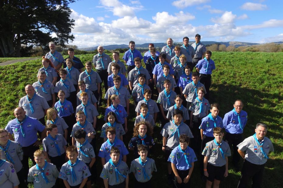 Aviation School 2021 attendees